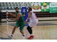 Türkiye Basketbol Ligi: Yalova Group Belediyespor: 78 - Bursaspor Durmazlar: 90