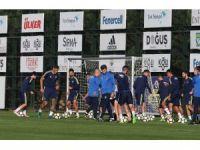 Fenerbahçe, derbi hazırlıklarını tamamladı