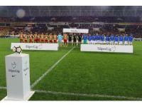 Süper Lig: Evkur Yeni Malatyaspor: 1 - Trabzonspor: 0 (İlk yarı)