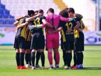 İstanbulspor - Altınordu maçında 27 Türk