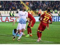 Süper Lig: Evkur Yeni Malatyaspor: 1 - Trabzonspor: 0 (Maç sonucu)