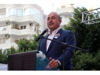 Bakan Çavuşoğlu, Yeni Alanya Gazetesi'nin kuruluş yıl dönümü programına katıldı