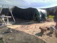 Çadır içinde define kazısı ile ilgili 5 kişi daha gözaltına alındı