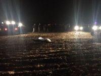Başkent'te ekim mibzernin altında kalan bir kişi hayatını kaybetti