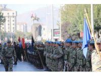 29 Ekim Cumhuriyet Bayramı'nın provası yapıldı