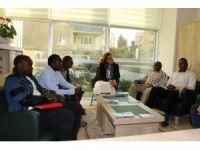 Zambiya Su İdaresi heyetinden Manisa'da inceleme