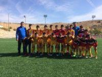 Evkur Yeni Malatyaspor U14 ve U15 takımları sahasında galip geldiler