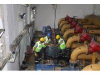Manisa'nın içme suyu tesislerinde yenileme çalışması