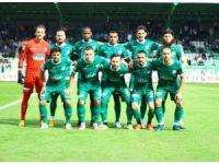 TFF 1. Lig: Akın Çorap Giresunspor: 0 - Grandmedical Manisaspor: 1