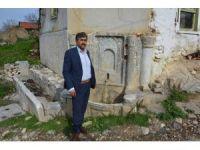 Bizans ve Selçuklu dönemine ait çeşme ve hamam koruma altında