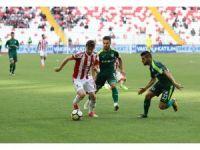 Süper Lig: D.G. Sivasspor: 0 - Bursaspor: 0 (Maç sonucu)