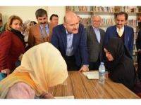 İçişleri Bakanı Soylu'nun Muş ziyareti