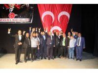 MHP İl Başkanlığı'na Mısırlıgil seçildi