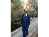 Gazeteci Ergin dünya evine girdi