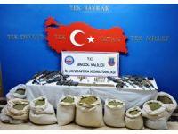 Bingöl'de 5 teröristin etkisiz hale getirilmesi