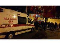 Şehit Onbaşı'nın Beykoz'daki baba evine ateş düştü