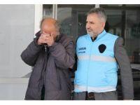 Savcı tacizciyi hastaneye yatırdı