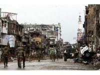 Filipinler'de terörle mücadele operasyonları sona erdi