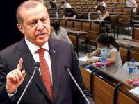 Cumhurbaşkanı Erdoğan'dan YKS İçin 4 Talimat