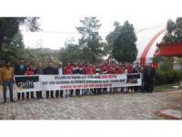 Eskigediz Belediyesi Gazispor Kulübü'ne destek