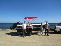 TESKİ, çevre koruma ve kontrol teknesi hizmete alındı