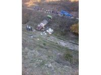 Aslanpa'da trafik kazası: 2 yaralı