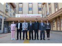 DTO'nun hastane talebi gerçekleşiyor