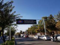 Büyükşehir Belediyesi ulaşım güvenliği için çalışıyor