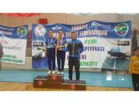 Batman Belediyesi masa tenisi takımı Türkiye şampiyonu oldu
