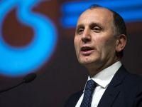 Trabzonspor'da başkan Usta'nın yüzü gülmedi