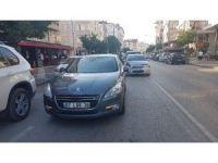 Manavgat'ta zincirleme kaza: 1 yaralı