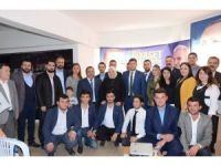 AK Parti Cumayeri Gençlik Kolları kongresi yapıldı