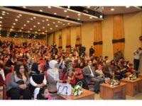 Malatya'da yan flüt konseri