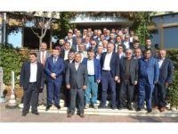 ÇEKBİAD, 215 üyesiyle Çekmeköy'de bir araya geldi