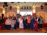 'Bir Engelli Bin Değerli Projesi'ne katılanlara sertifikaları verildi