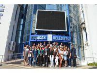 """Kuşadası'nda """" Otizm """" konulu Erasmus Plus projesi"""