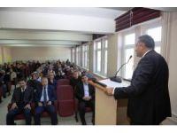 Develi'de madde bağımlılığı seminerleri devam ediyor