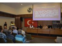 Ortaca'da öğrenci servis şoförlerine seminer