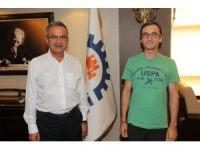 41 Gençli Furkan, Başkan Köşker'e teşekkür etti