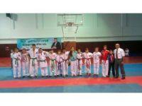 Söke'nin Şimşek Karatecileri 15'de 15 yaptı