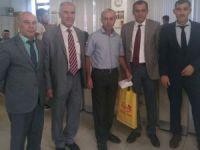 Başmüdür Fırat PTT'nin kuruluş yıl dönümü kutladı