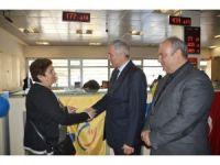 Eskişehir'de PTT'nin 177'inci yaşı kutlandı