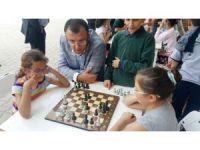 Umurbey Belediyesi 29 Ekim Cumhuriyet Satranç Turnuvası başladı