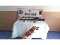 Isparta'da uyuşturucu operasyonu: 2 gözaltı