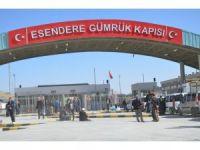 Esendere Sınır Kapısı artık 24 hizmet verecek