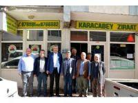 Başkan Özkan'dan çiftçinin parasını zamanında ödemeyen salça fabrikalarına uyarı
