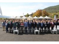 Taraklı Spor Tesisleri törenle açıldı