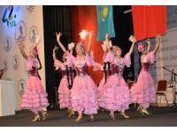 OMÜ'de Kazakistan rüzgarı