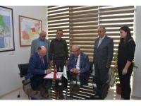 Meyveciliği Geliştirme Projesi protokolü imzalandı