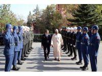 Bakan Canikli, Nijerya Savunma Bakanı Ali ile bir araya geldi